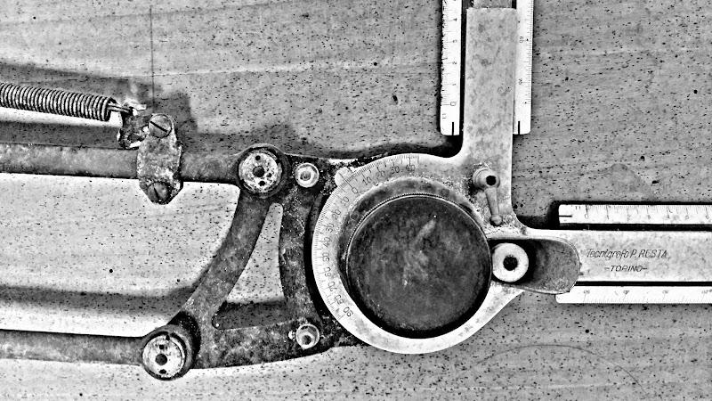 Tecnigrafo particolari di Pans_5