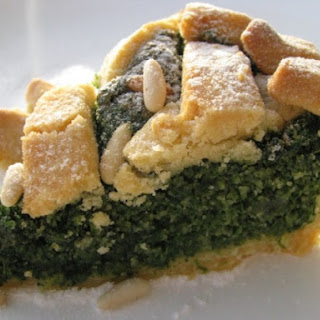 Tuscany's Sweet Spinach Pie.