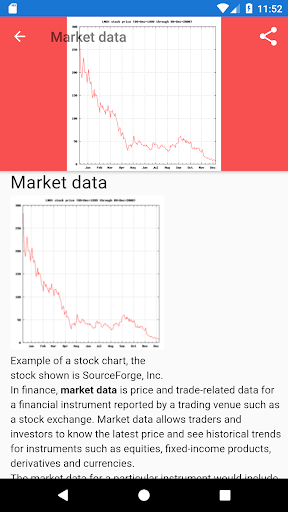 Download Financial markets for free, Latest 1 0 4 version APK File