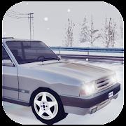 Car Snow Driving & Drift Simulator