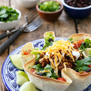 Ground Beef Taco Salad Recipes.