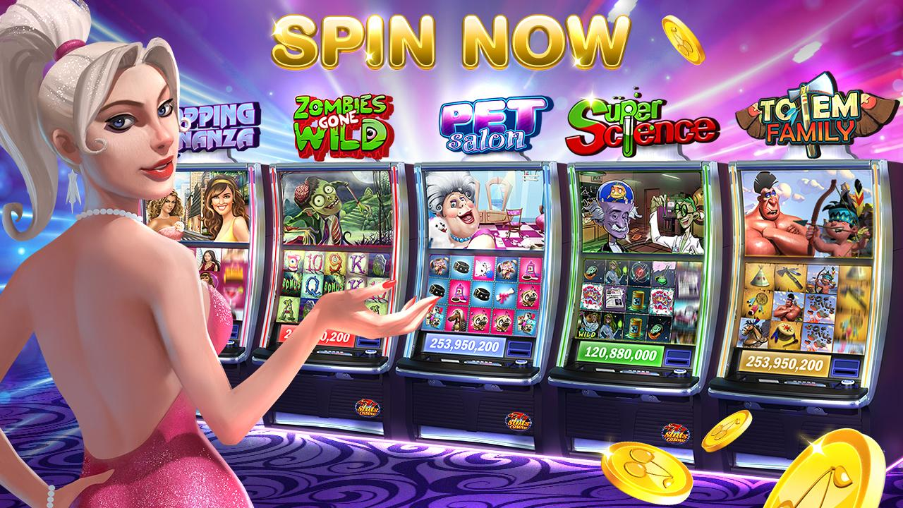 Screenshots of Slots 777 Casino - Dragonplay™ for iPhone