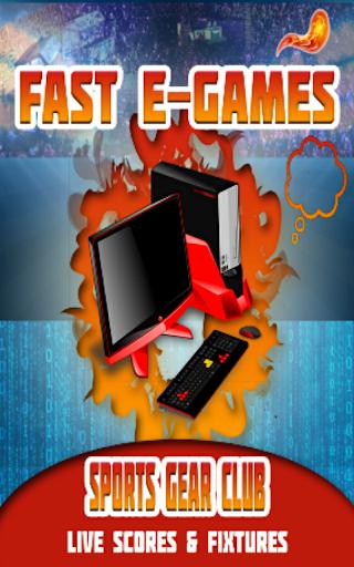 Fast E-Games Live Scores