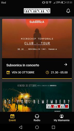 Mamamia 1.2.6 screenshots 2