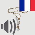 Rosaire Audio Français Offline icon