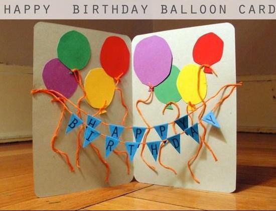 Teacher Birthday Card Ideas gangcraftnet