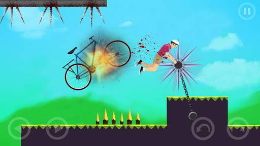 Happy Game - Wheely Rider #2 - screenshot