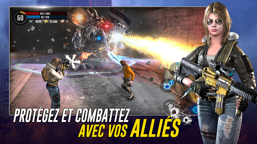 Télécharger gratuit Dark Prison: PVP Survival Action Game APK MOD 2