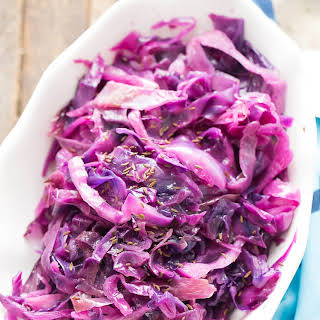 Red And White Cabbage Recipes.