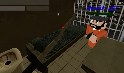Blocks Jailbreak Robbers n Cops screenshot 4