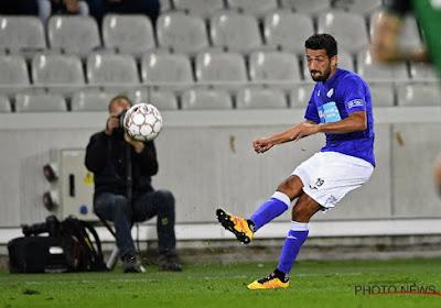 Mo Messoudi wil graag trainer worden