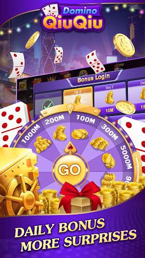 Domino Qiuqiu 99 Kiukiu Free Online Apk Mod Unlimited Money 2 3 7 Latest Download