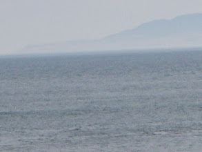 Photo: View of Channel Islands from the Ventura Promenade.