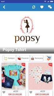 Popsy T-Shirt - náhled