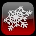 Snowflake 3D Live Wallpaper icon