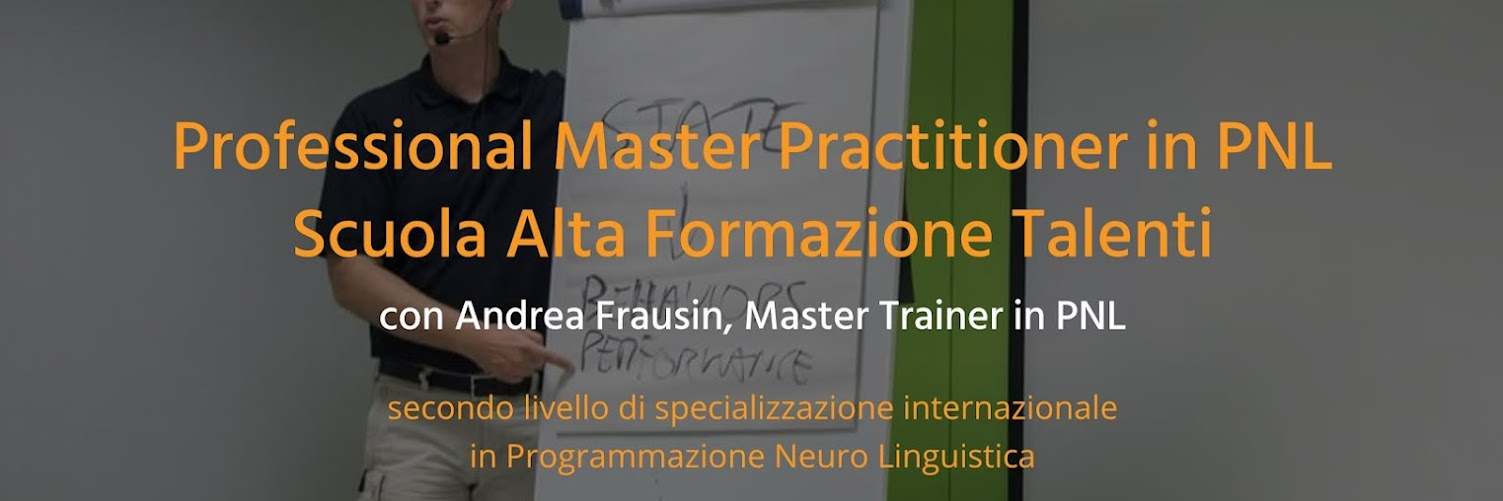 Professional Master Practitioner in PNL