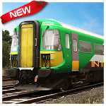 Train Driving Games : Train Games