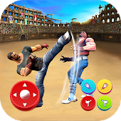 Street Kung Fu Fighter : Martial Art Combat