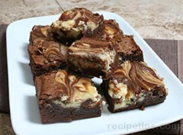Cheesecake Brownies Recipe