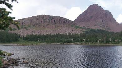 Photo: Island Lake