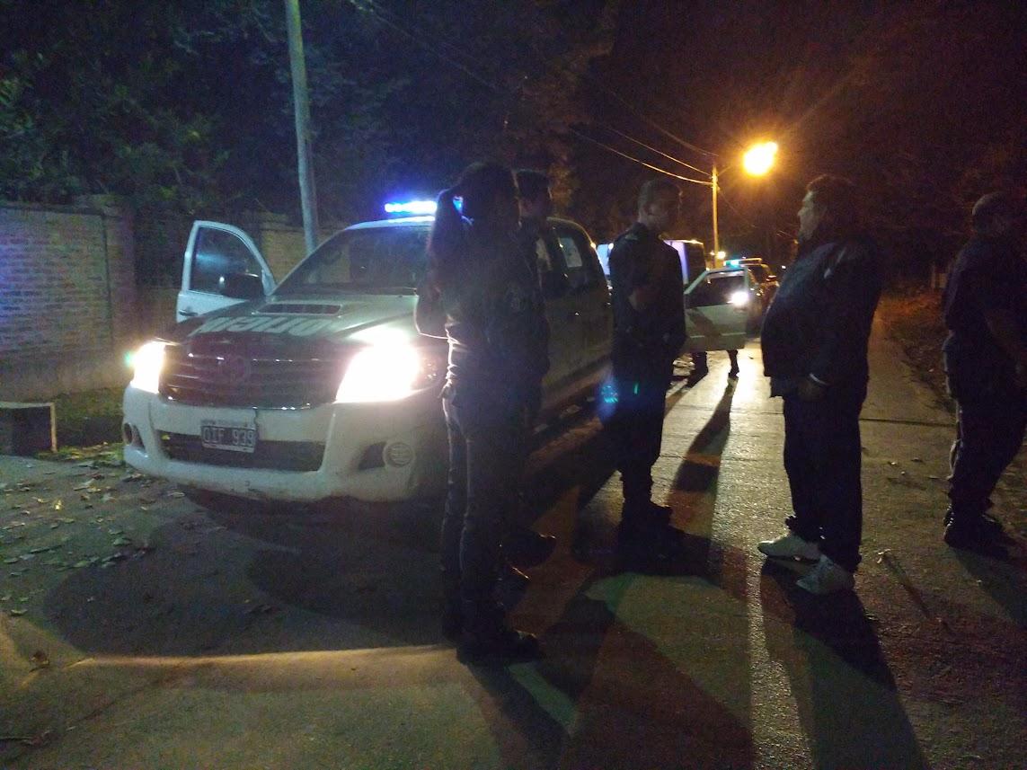 Dos entraderas para robar vehículos y artefactos en quintas de la zona oeste de la ciudad