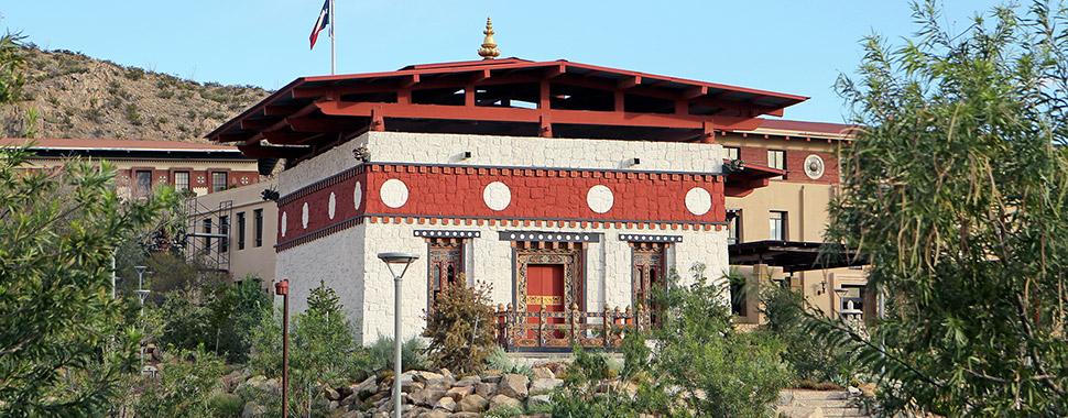 Lhakhang Cultural Exhibit