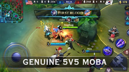 Mobile Legends: Bang Bang APK screenshot thumbnail 4