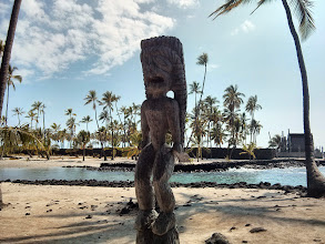 Photo: Pu'uhonua o Honaunau national park