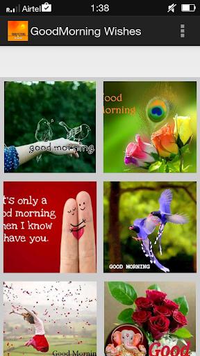 GoodMorning Wishes