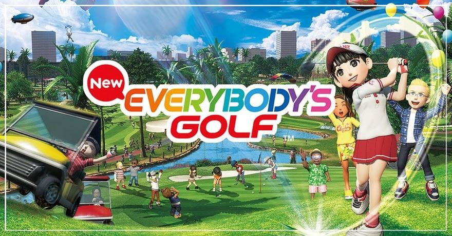 [Everybody's Golf] พร้อมวางจำหน่ายวันที่ 29 สิงหาคม นี้!