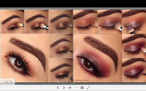 Eye Makeup Tutorial- screenshot thumbnail