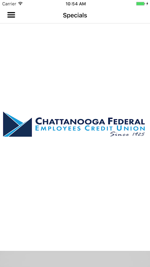 Chattanooga Fed Emp CU- screenshot