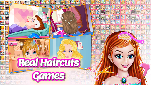 Frippa Games for Girls  captures d'écran 2