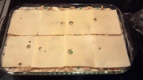Tightly cover with foil and bake at 350 for 30 to 45 minutes, or...