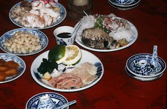 Photo: 11166 揚州/湾頭人民公社/食堂/料理