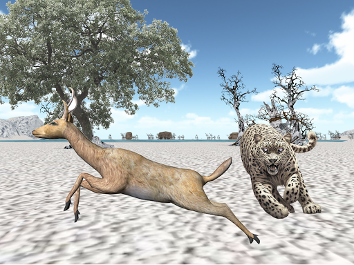 無料模拟AppのSnow Leopardのサバイバルアタック|記事Game