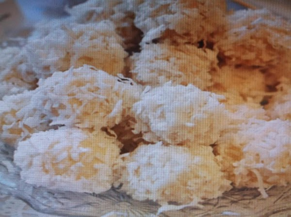 Eddie's Party  Cookies With Coconut Recipe