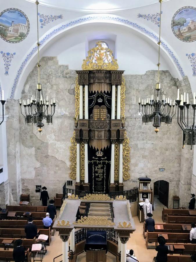 Отзыв об экскурсии Еврейские святыни Иерусалима.