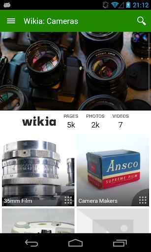 Wikia:照相机