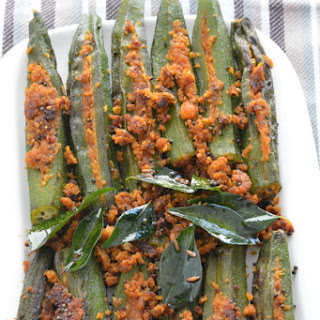 Stuffed Okra Recipes