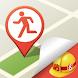 goo防災マップ(避難所、公衆電話、公共施設等を地図表示) Android