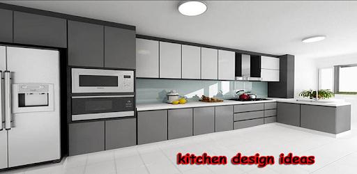 أفكار تصميم المطبخ التطبيقات على Google Play