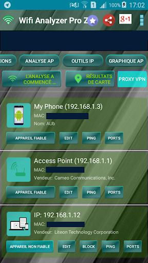 Download Wifi Analyzer Pro Z for PC