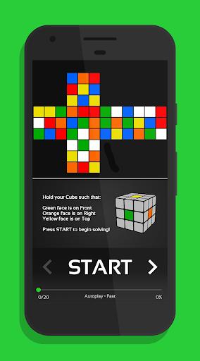 CubeX - Rubik's Cube Solver 2.1.20.1 screenshots 6