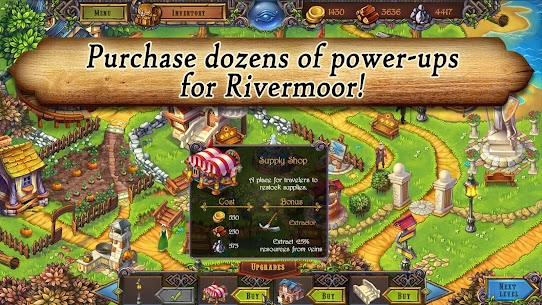 Runefall – Medieval Match 3  MOD APK [Unlimited Money] 5