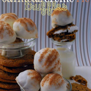 Oatmeal Creme Pie Truffles