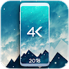 4K Wallpapers (Ultra HD Backgrounds) APK Icon