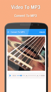 Video to MP3- screenshot thumbnail