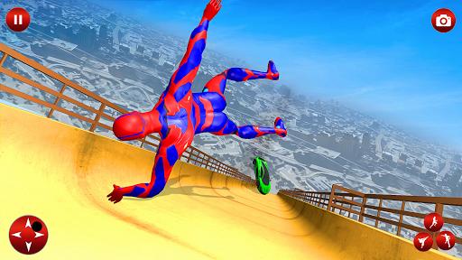 Superhero Robot Speed Hero apkpoly screenshots 12