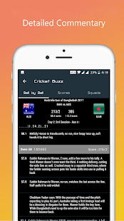 Cricket Buzz Live Line (Faster than TV) - náhled